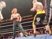 """Thể thao - Cựu vô địch UFC một mình """"chấp"""" 3 đối thủ"""