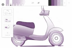 Công nghệ thông tin - Ứng dụng vẽ tranh trên iPad như trên giấy