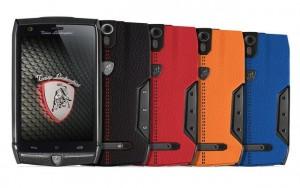 Thời trang Hi-tech - 8 điều ít biết về điện thoại cao cấp Lamborghini 88 Tauri