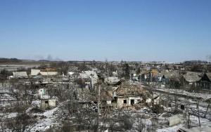 """Ukraine: Cuộc sống ở """"thành phố chết"""" Debaltseve"""