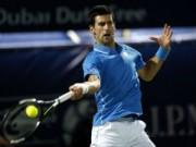Tennis - Djokovic – Golubev: Không thể chống cự (V2 Dubai)