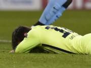 """Bóng đá - Messi & cái dớp """"tịt ngòi"""" trên đất Anh"""