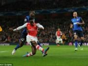 Bóng đá - TRỰC TIẾP Arsenal - Monaco: Dấu chấm hết (KT)