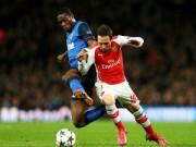 Cup C1 - Champions League - Arsenal - Monaco: Bàng hoàng và đau đớn