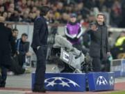 """Video bóng đá hot - Nóng mặt, HLV Simeone suýt """"tẩn"""" đồng nghiệp"""