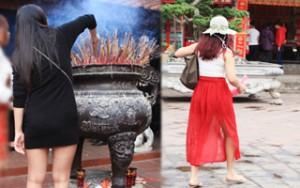 Thời trang - 6 lưu ý về trang phục đi lễ chùa đầu năm