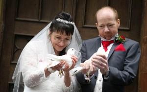 Bạn trẻ - Cuộc sống - Cảm động hôn lễ được tổ chức trong những thời khắc cuối đời