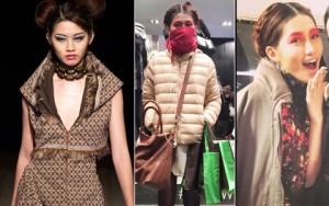 Người mẫu - Hoa hậu - Quỳnh Châu trải lòng sau Tuần lễ thời trang New York