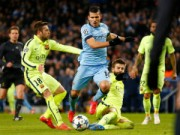 Cup C1 - Champions League - Lượt đi vòng 1/8 Cup C1: Uy lực kẻ làm khách