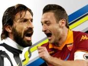 Bóng đá - Totti, Pirlo nã đại bác top bàn đẹp V24 Serie A