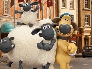 """Phê bình điện ảnh - Hoạt hình """"Cừu quê ra phố"""" khiến khán giả cười nghiêng ngả"""