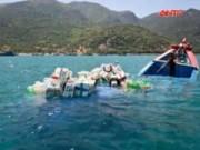 Bản tin 113 - 5 người thoát chết trong vụ đâm đắm tàu cá ở Khánh Hòa