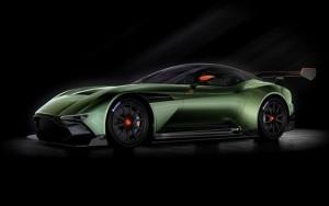 Tin tức ô tô - xe máy - Lộ loạt ảnh siêu xe Aston Martin Vulcan 800 mã lực