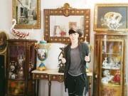 Ngôi sao điện ảnh - Ngôi nhà xa hoa giữa lòng Hà Nội của gia đình Nathan Lee