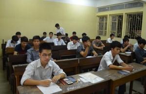 Giáo dục - du học - Thi tốt nghiệp THPT: Thí sinh có 4 nguyện vọng vào ĐH-CĐ