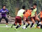 Bóng đá Việt Nam - U23 Việt Nam: Rèn thể lực, luyện tốc độ