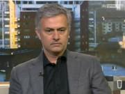Tin bên lề bóng đá - Mourinho gặp rắc rối lớn với kênh BT Sport