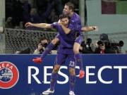 Bóng đá - Fiorentina - Tottenham: Thành quả xứng đáng