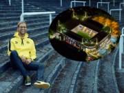 """Bóng đá - HLV Klopp """"lạnh gáy"""" khi sân Dortmund có bom"""