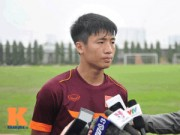 Bóng đá - Trung vệ U23 VN bình chuyện tập thể lực của HLV Miura