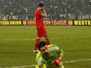 Bóng đá Ngoại hạng Anh - Rodgers thừa nhận Liverpool xứng đáng bị loại