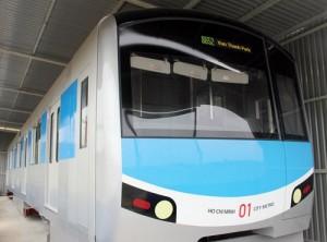 Tin tức Việt Nam - Ngắm mô hình metro đầu tiên tại Việt Nam
