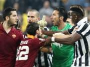 Bóng đá - Trước V25 Serie A: Đại chiến tại Olimpico