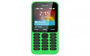 Dế sắp ra lò - Nokia 215 Dual SIM giá 740 nghìn đồng lên kệ