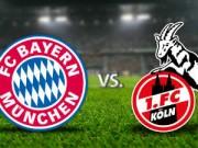 """Bóng đá - Bayern - Cologne: """"Dê núi"""" vào hang cọp"""