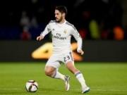 "Isco:  "" Zidane 2.0 ""  hay một Di Maria khác của Real"