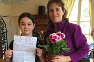 Bạn trẻ - Cuộc sống - Bức thư cảm động của cô bé 10 tuổi viết cho người cha đã mất