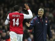 Bóng đá - Tin HOT tối 27/2: Arsenal gọi, Henry sẵn sàng nhận lời