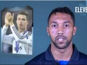 """Ngôi sao bóng đá - Clichy chọn CR7, """"đá"""" Messi khỏi đội hình trong mơ"""