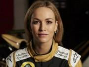 """Thể thao - Carmen Jorda – """"bông hồng"""" lạ của làng đua F1 2015"""