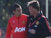 Ngôi sao bóng đá - MU: Di Maria hứa trở lại, Van Gaal đáp trả báo giới