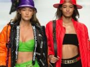 Thời trang - Kích thích thị giác với Moschino FW 2015