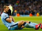 Bóng đá Ngoại hạng Anh - Man City: Nguy cơ về một mùa giải trắng tay