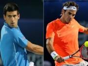 Thể thao - Djokovic – Federer: Hoàng đế và nhà vua (Chung kết Dubai)