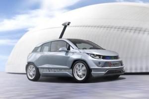 Tin tức ô tô - xe máy - Soi mẫu xe tự lái Rinspeed Budii của Thụy Sĩ
