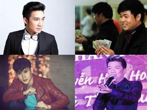 Ca nhạc - MTV - Những ca sỹ Việt được trả cát sê nửa tỷ đồng