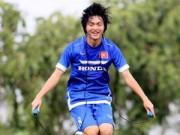 """Bóng đá - U23 VN: Tuấn Anh loay hoay với """"trò chơi"""" của HLV Miura"""