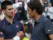 Thể thao - TRỰC TIẾP Djokovic - Federer: Bảo vệ thành công ngôi vương (KT)