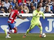"""Bóng đá Tây Ban Nha - Granada - Barca: """"Sức mỏi"""" thắng """"sức nhàn"""""""