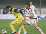 Bóng đá - Chievo – Milan: Bộ mặt bạc nhược