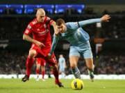 """Bóng đá Ngoại hạng Anh - Liverpool - Man City: Khó cho """"sắc đỏ"""""""