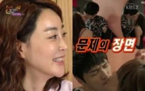 Phim - Hôn say đắm Kim Jaejoong, người đẹp bị chồng nổi giận