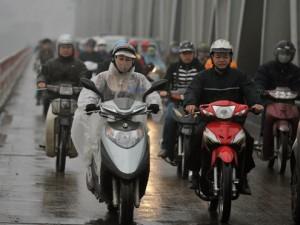 Tin tức Việt Nam - Hôm nay, nhiệt độ miền Bắc giảm nhanh, sâu