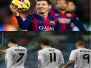 """Sự kiện - Bình luận - Messi: Bỏ lỡ nhiều nhưng vẫn hơn đứt """"tam tấu"""" Real"""