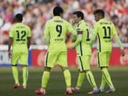 """Bóng đá - Barca đại thắng: Chào những """"Quý ngài hoàn hảo"""""""