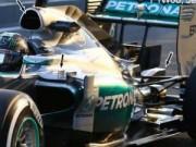 """Thể thao - F1 2015: Với W06, Mercedes vẫn """"vô đối"""" (P2)"""